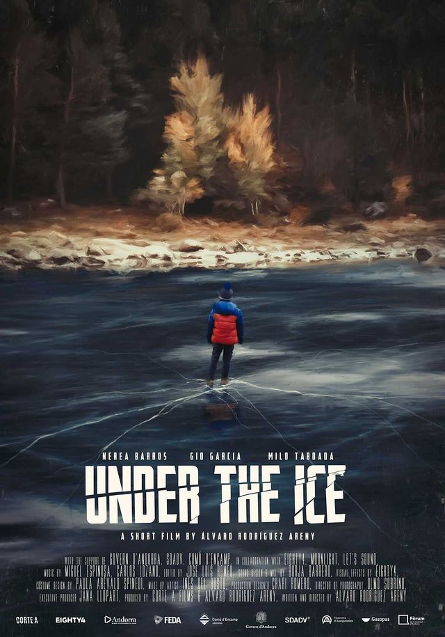 Under the Ice - Cover